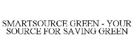 SMARTSOURCE GREEN - YOUR SOURCE FOR SAVING GREEN