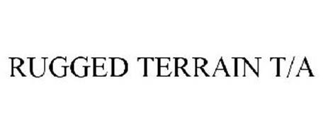 RUGGED TERRAIN T/A