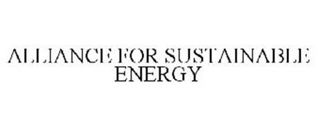 ALLIANCE FOR SUSTAINABLE ENERGY