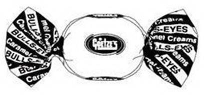 GOETZE'S BULLS-EYES CARAMEL CREAMS