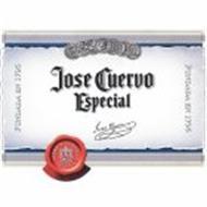 JOSE CUERVO ESPECIAL JOSE CUERVO FABRICA LA ROJENA TEQUILA FUNDADA EN 1795 FUNDADA EN 1795