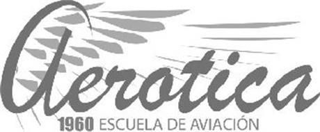AEROTICA 1960 ESCUELA DE AVIACION