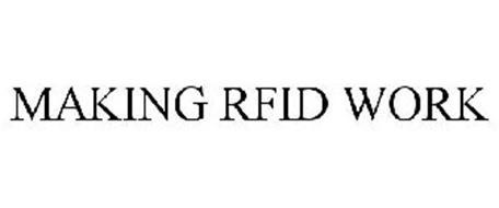MAKING RFID WORK