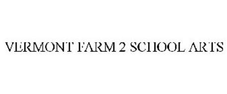 VERMONT FARM 2 SCHOOL ARTS