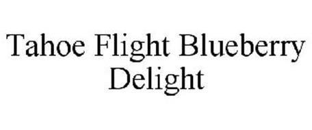 TAHOE FLIGHT BLUEBERRY DELIGHT
