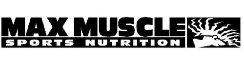 MAX MUSCLE SPORTS NUTRITION