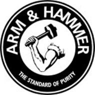 ARM & HAMMER THE STANDARD OF PURITY