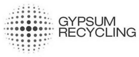 GYPSUM RECYCLING