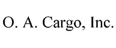 O. A. CARGO, INC.