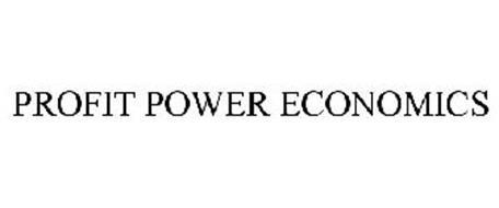 PROFIT POWER ECONOMICS