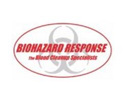 BIOHAZARD RESPONSE THE BLOOD CLEANUP SPECIALISTS