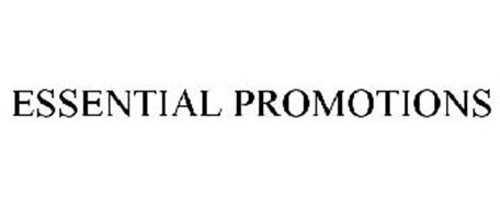 ESSENTIAL PROMOTIONS
