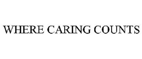 WHERE CARING COUNTS
