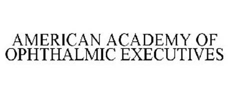 AMERICAN ACADEMY OF OPHTHALMIC EXECUTIVES