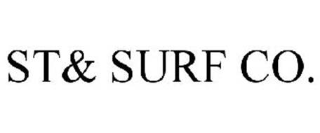 ST& SURF CO.
