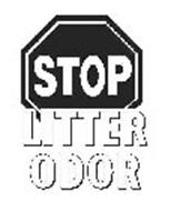 STOP LITTER ODOR