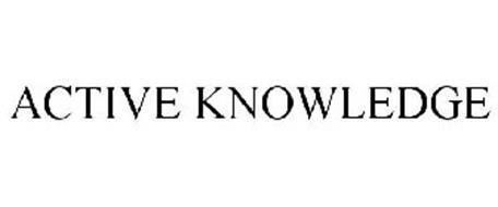 ACTIVE KNOWLEDGE