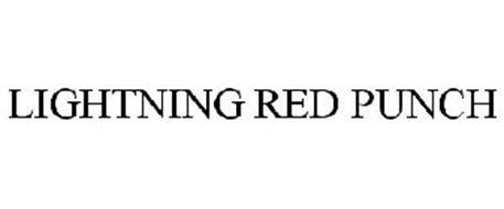 LIGHTNING RED PUNCH