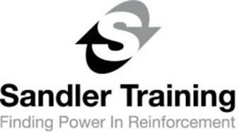S SANDLER TRAINING FINDING POWER IN REINFORCEMENT
