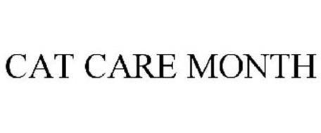 CAT CARE MONTH
