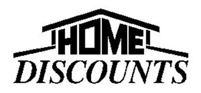 HOME DISCOUNTS