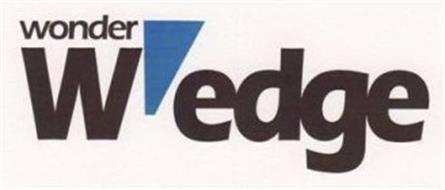 WONDER W'EDGE