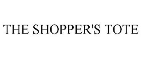 THE SHOPPER'S TOTE
