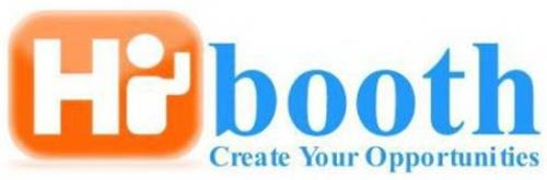 HIBOOTH CREATE YOUR OPPORTUNITIES