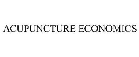 ACUPUNCTURE ECONOMICS