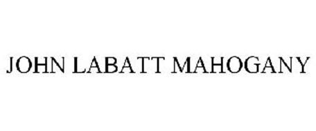 JOHN LABATT MAHOGANY