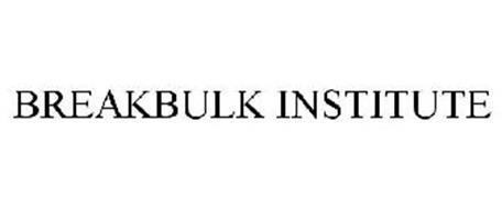 BREAKBULK INSTITUTE
