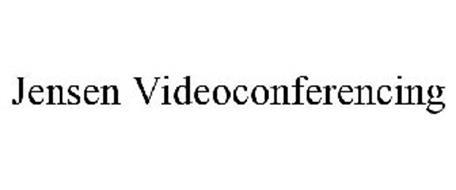 JENSEN VIDEOCONFERENCING