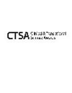 CTSA CLINICAL & TRANSLATIONAL SCIENCE AWARDS