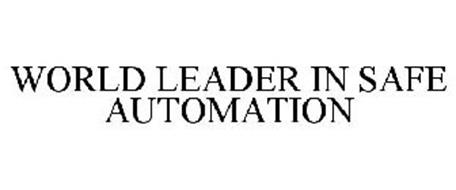 WORLD LEADER IN SAFE AUTOMATION