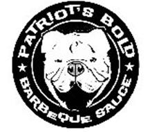 PATRIOT'S BOLD BARBEQUE SAUCE