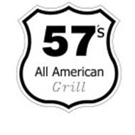 57'S ALL AMERICAN GRILL