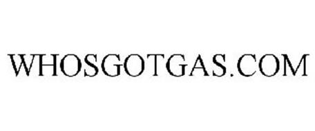 WHOSGOTGAS.COM