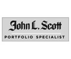 JOHN L. SCOTT PORTFOLIO SPECIALIST