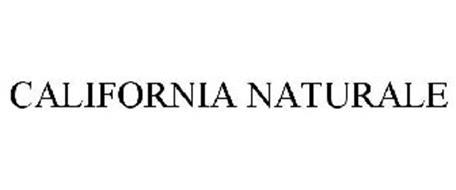 CALIFORNIA NATURALE