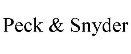 PECK & SNYDER