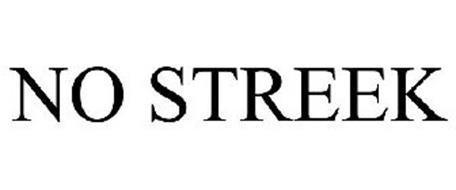 NO STREEK