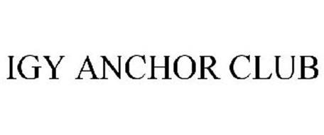 IGY ANCHOR CLUB