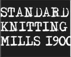STANDARD KNITTING MILLS 1900