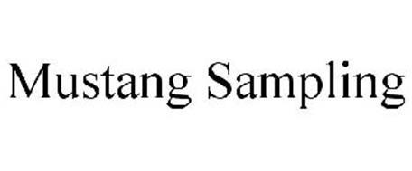 MUSTANG SAMPLING