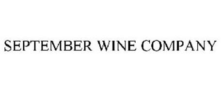 SEPTEMBER WINE COMPANY