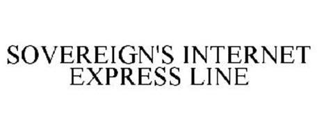 SOVEREIGN'S INTERNET EXPRESS LINE