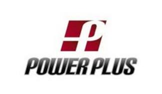 P POWER PLUS
