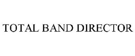 TOTAL BAND DIRECTOR