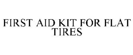 FIRST AID KIT FOR FLAT TIRES