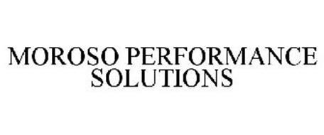 MOROSO PERFORMANCE SOLUTIONS